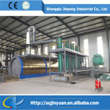 Jinpeng nessun Pollution Waste Engine Oil Recycling a Diesel Plant