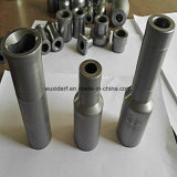 Il CNC di alta precisione ha lavorato l'asta cilindrica alla macchina fatta dalla barra dell'acciaio inossidabile