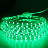 5050 72LED/M 220V LED de 14,4 W Bande souple de haute tension