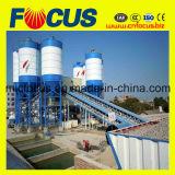 Strumentazione mescolantesi/d'ammucchiamento Hzs90 del calcestruzzo automatico del cemento di pianta