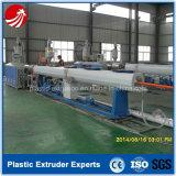 플라스틱 PE HDPE 관 관 밀어남 압출기 기계