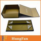 容易で標準的なペーパーギフトの装飾的な包装ボックスのためのFoldable紙箱FoldableボックスかFoldable包装ボックス。 香水の包装ボックス。 衣服の包装ボックス