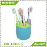 Plastic Houder van de Houder van de Tandpasta van de Tandenborstel van de badkamers de Multi Functionele