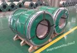 Bobinas de acero inoxidable laminado en frío para la construcción (304/304L)
