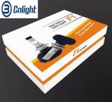 冷却ファンDC 12V 5500-6000KのないLED 9005自動車LEDのライト17W 6000K