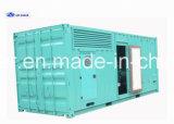 Groupe électrogène de moteur diesel de Sdec 600kVA actionné par le moteur diesel de Sdec