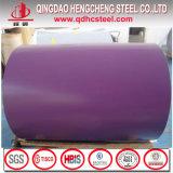 PPGI pré-peint de couleur pour le revêtement des murs de la bobine d'acier