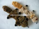 Skinnies Pet Chew Bite de perro de juguete de felpa del tirón
