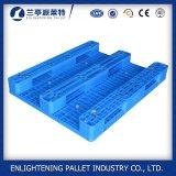 Pálete plástica reforçada do HDPE aço durável com preços da fábrica