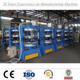 Máquina de vulcanização de prensa de cura de tubo hidráulico