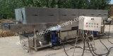 Machine à laver de panier de rotation de chauffage de vapeur