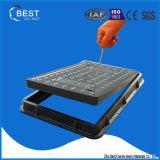 600X400mm Leichtgewichtler-Straßenlaterne-Einsteigeloch-Deckel mit Rahmen