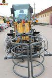 Chargeur de frontal chinois de machines de ferme mini Zl15 avec le bon prix de chargeur de roue