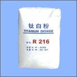 Classe de borracha Anatase de /Plastic /Leather & fabricante do dióxido Titanium do Rutile