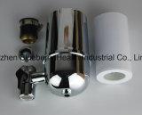 Cartouche de filtre à eau à robinet de robinet avec du carbone combiné et des matériaux Kdf / Sulfite de calcium
