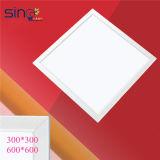 Ce/RoHS 36-48W Square panel LED de luz de techo