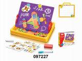 Brinquedos educativos para crianças que aprendem brinquedos plásticos (097237)