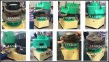 세륨 생물 자원 목제 톱밥 펠릿 압박 기계