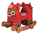 Rocha e passeio no Brinquedo-Tigre (vermelho)