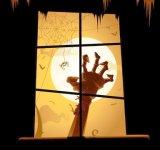 Halloween-Geschenke angepasst, Halloween-Dekoration-Farbanstrich