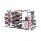 Macchina da stampa flessografica di sei colori