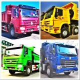 Sinotruk HOWO 8X4 덤프 트럭 팁 주는 사람 트럭 쓰레기꾼