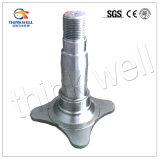 Axle блока азимута эпицентра деятельности автомобиля CNC стальной