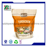 Resellable Zip Lock Foil Embalaje Protein Powder Pouch