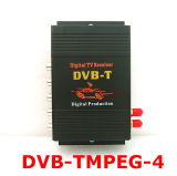 Sintonizador de TV digital móvel dupla carro receptor DVB-T MPEG-4 (M-618)