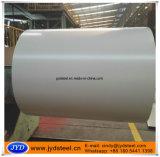PPGI con la capa de la película del PVC
