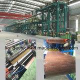 직류 전기를 통한 강철 코일, PPGI 의 PPGL 생산 라인의 공급 코팅 기계