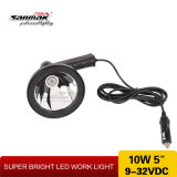 Neuer 5 '' 10W CREE LED Search Light für Car