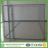 Cage en acier galvanisée portative de crabot de maillon de chaîne de classement par taille fait sur commande