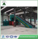 Presse hydraulique semi-automatique du plastique FDY-1250 et du papier de rebut