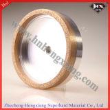 Roues de meulage de diamant pour machine à verre / meule segmentaire à diamant segmenté interne