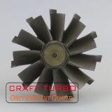 Asta cilindrica della rotella di turbina di Ta34 451314-0003
