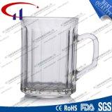 чашка воды новой формы 290ml стеклянная с рукой (CHM8343)
