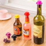 Melhores rolhas personalizadas de garrafa de vinho de borracha personalizadas para vedação