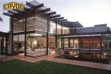 Het aangemaakte Frame Sunrooms van het Glas en van het Aluminium met de Norm van Australië