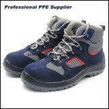 Работа оптовой продажи кожи замши S1p Boots 20345