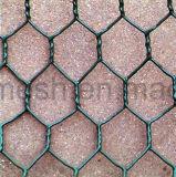 Revêtement en poudre grillage hexagonal