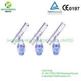 Connecteur libre de pointeau de vis de norme internationale en emballage d'ampoule