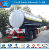 Clw9227 2 As 23.3cbm Chemische Vloeistof die Semi Aanhangwagen Vervoer