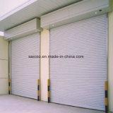 Porte chaude d'obturateur de rouleau de garantie d'alliage d'aluminium de vente