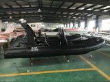 Boot van Hypalon van de Orka van de Boot van de Rib van Hypalon de Opblaasbare