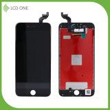 Écran tactile de remplacement d'affichage à cristaux liquides de réparation de garantie pour l'iPhone 6splus