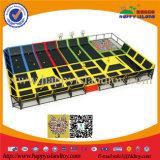 Happy Island Professional piscina interior e equipamentos de playground trampolim