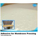 Membrance Appuyez sur la colle pour le collage de PVC avec répartiteur principal MDF