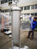 Boîtier de filtre à cartouche en acier inoxydable SS316L