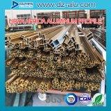 Профиль алюминия продукта двери окна Африки Ливии Либерии